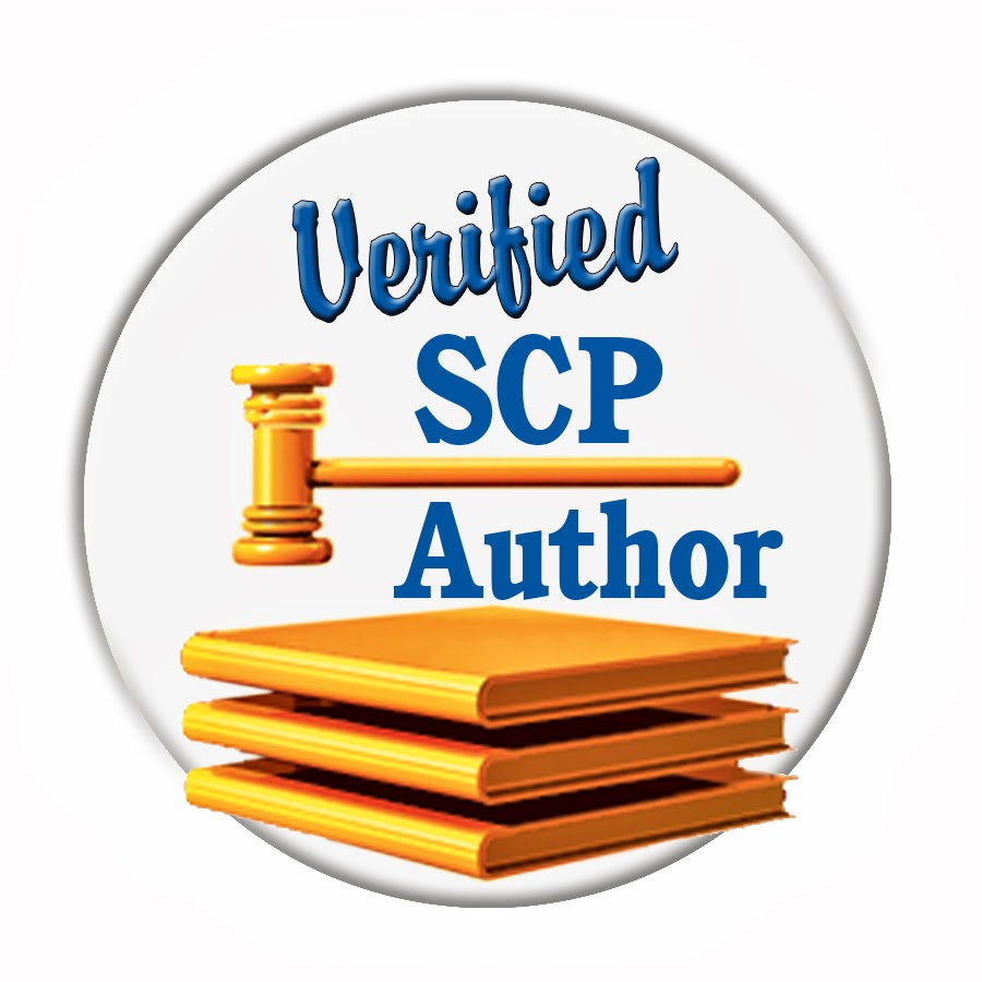 SCP verified author