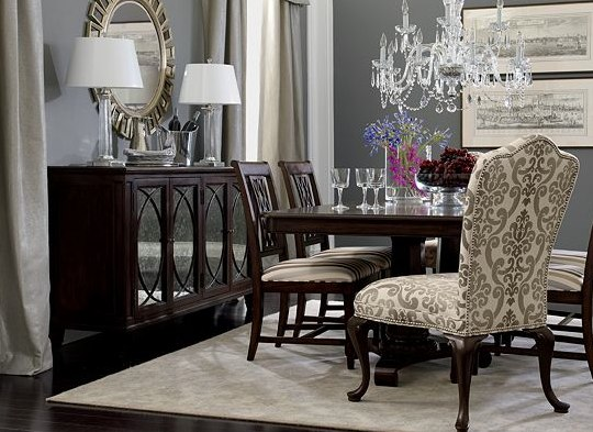 dining room furniture ethan allen simple home decoration