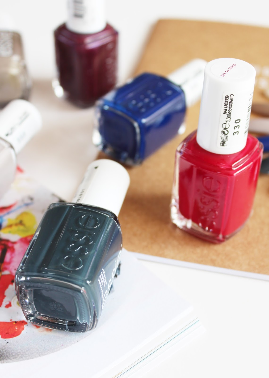 ESSIE HAUL [Yes, I Bought More Nail Polish...] - CassandraMyee