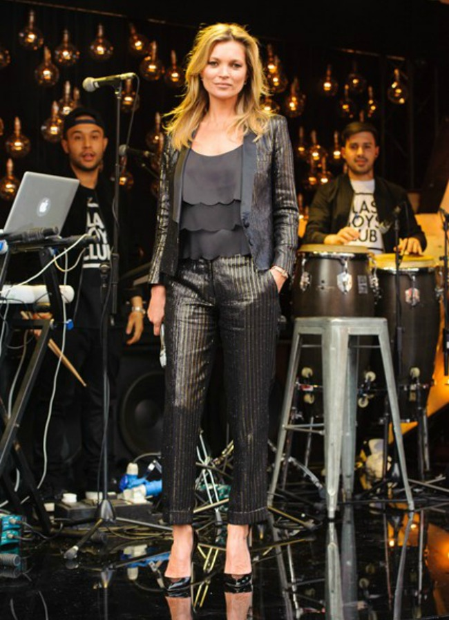 kate moss topshop launch