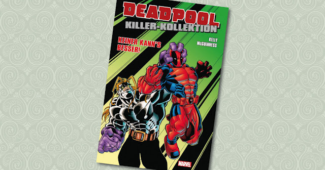 Deadpool Killer Kollektion 3 Panini Cover