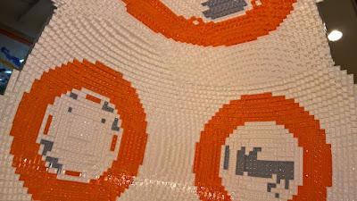 Lego BB-8 Interior