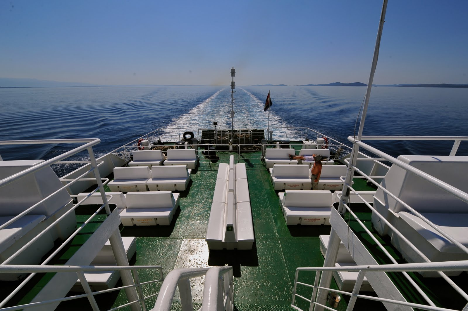how to get to mali losinj
