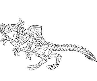 #8 Pacific Rim Coloring Page