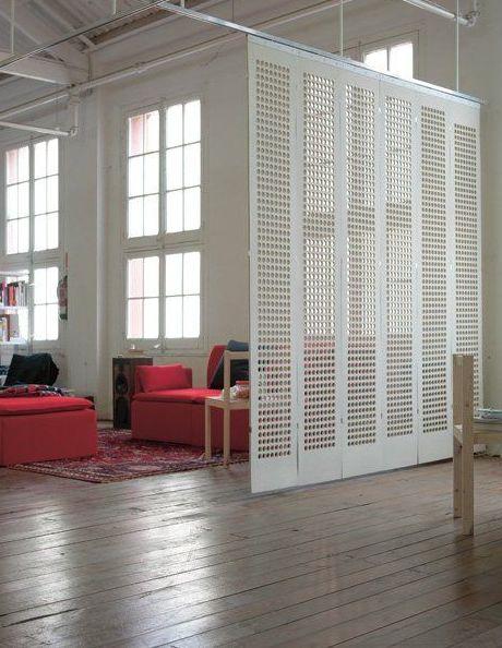 El Blog de Paula: Ideas para separar ambientes sin la necesidad de ...