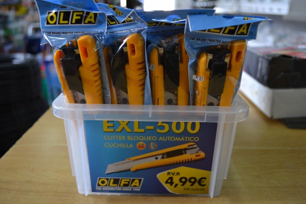 cutter olfa EXL-500