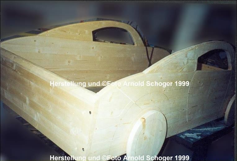 Kinderbett auto audi  Ein Kinderbett in Form eines Autos... | Feines aus Wuppertal