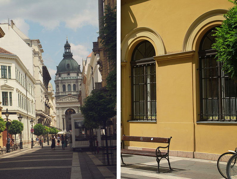 Budapest, Unexpectedly Beautiful