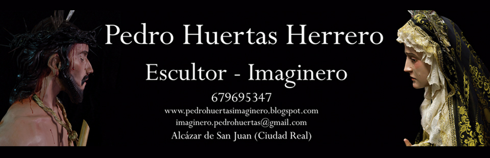 Imaginero Pedro Huertas