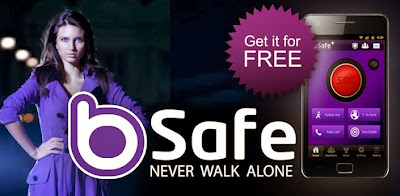 bSafe Woman apps