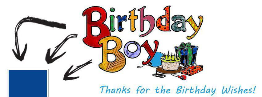 Great Wishes To Birthday Boy