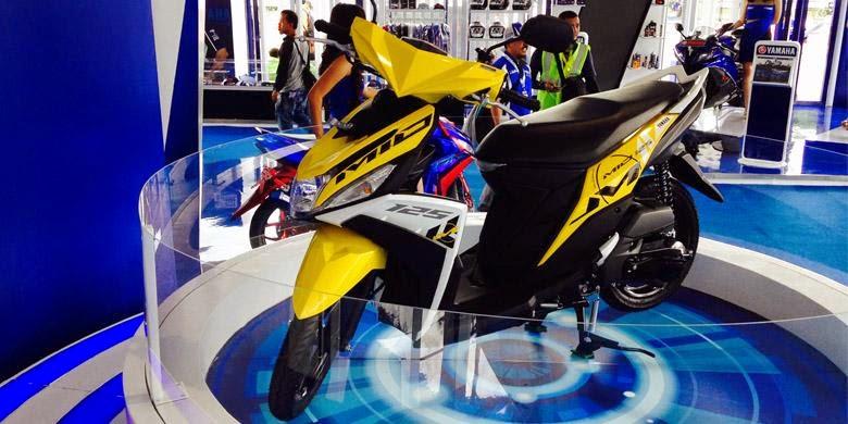 Yamaha Mio Terbaru