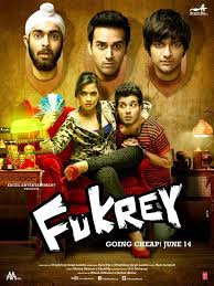 Download Fukrey (2013) 720p HD Full Bollywood Movie Free