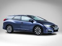 Japanese car photos 2014 Honda Civic Tourer 3