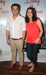 Preity Zinta Beautiful At The Movie Ishkq in Paris Songs Release