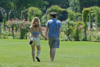 El amor es un jardin que no vive del aire