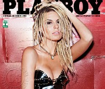 Mendigata (Fernanda Lacerda) Playboy Brasil Outubro 2014