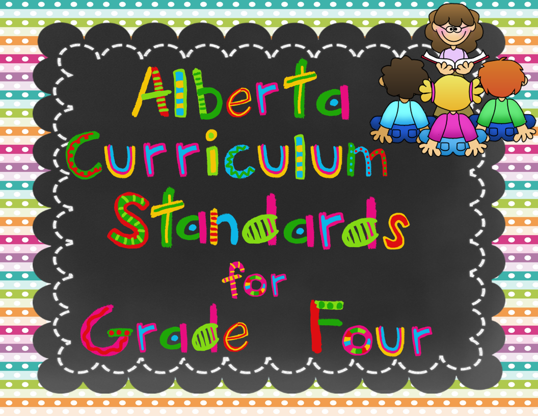 http://www.teacherspayteachers.com/Product/Alberta-Grade-4-Curriculum-Standards-I-Can-Posters-1378756