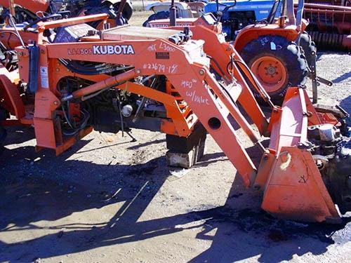 CP-1325 Kubota L3000 Loader LA450S for sale