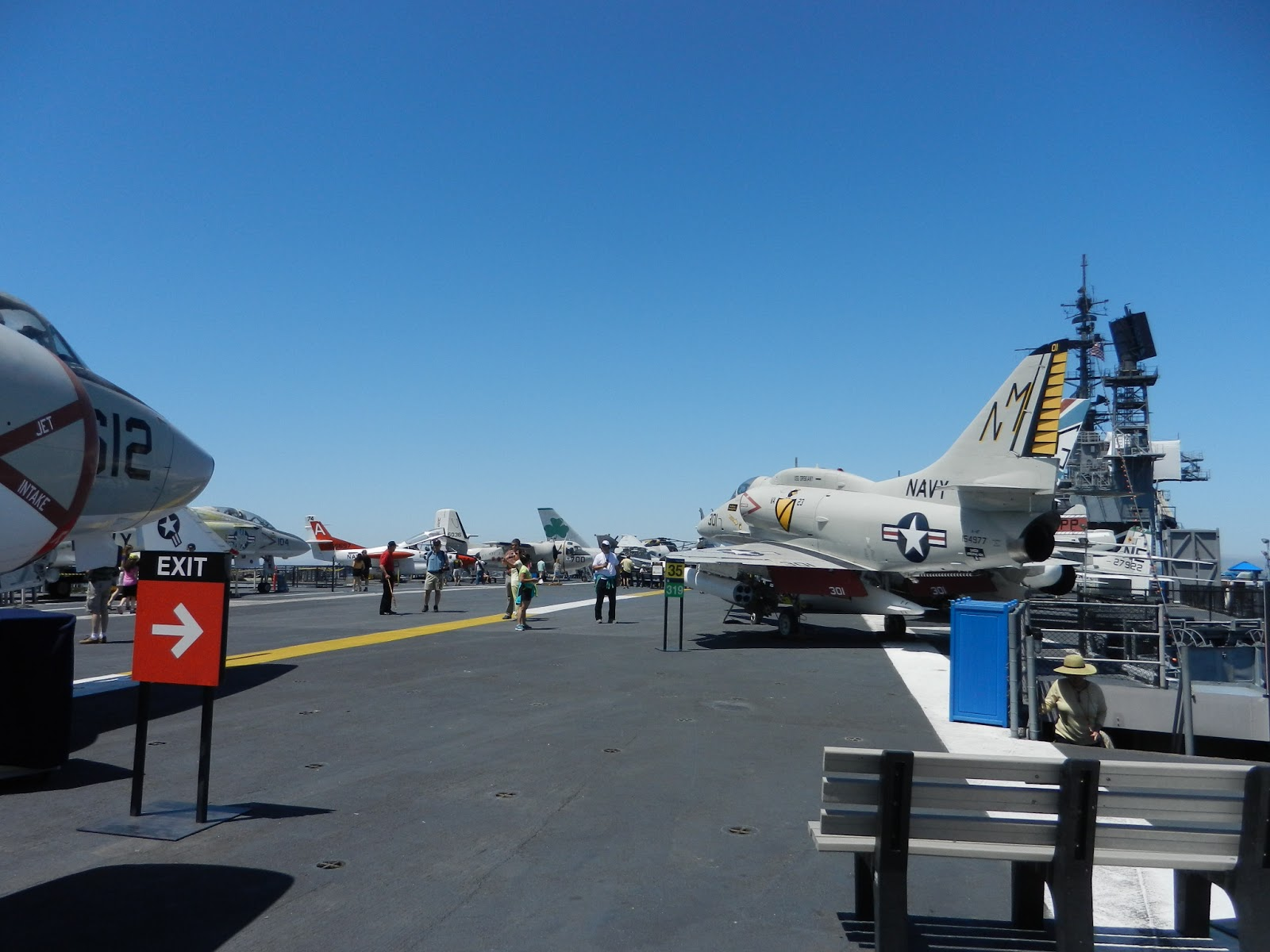 USS Midway pictures