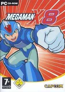 descargar megaman x8 para pc en espanol