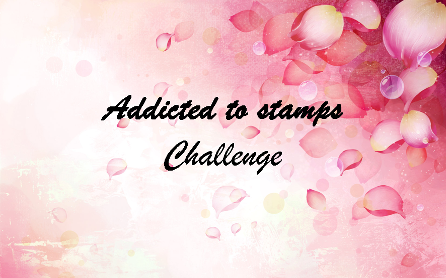 Addicted to stamp Challenge