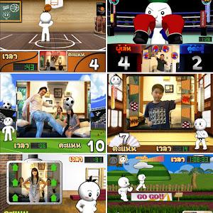 เกมส์ Boost Life มาออกกำลังกายผ่าน กล้องWebcamกัน ใครไม่เคยเล่น เชยตายเลย