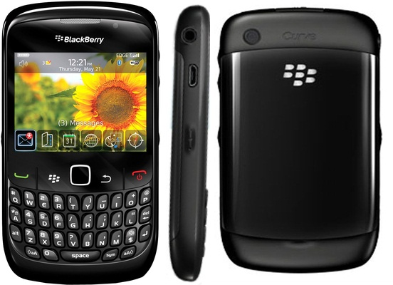 BlackBerry Curve 8520 Review Price Specification