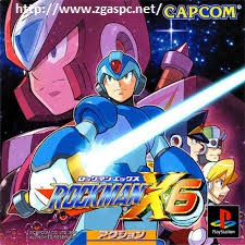 Free Download Games MegaMan X6 PSX ISO Untuk Komputer Full Version Gratis Unduh Dijamin Work 100% ZGASPC