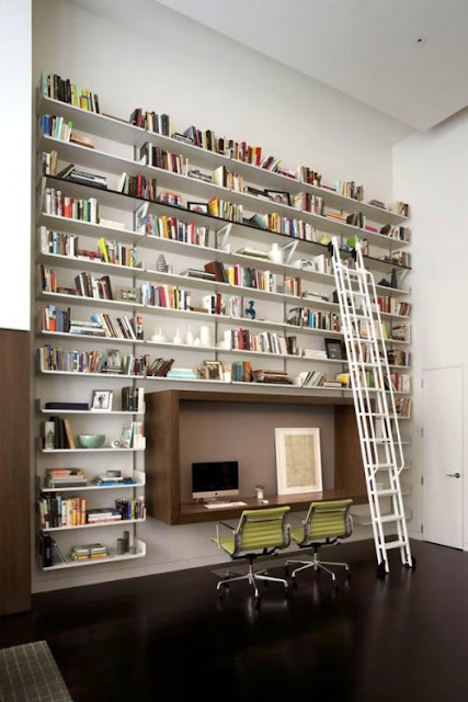 library interior design ideas 14