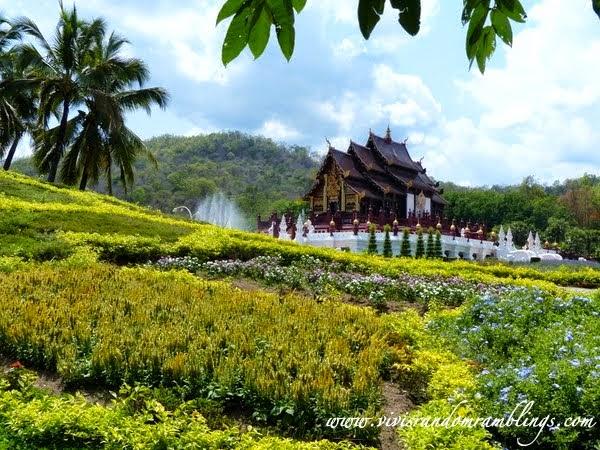 Royal Flora Ratchaphruek, Chiang Mai