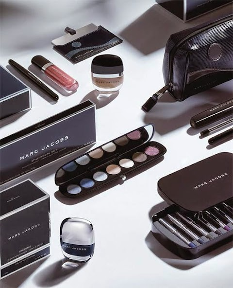 Marc Jacobs Makeup Holiday 2014 Collection