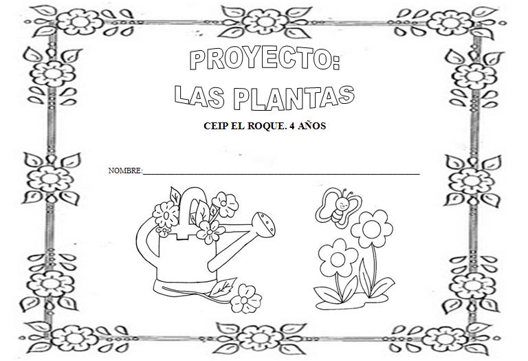 Proyecto De Las Plantas Maestra Asuncion | MEJOR CONJUNTO DE FRASES