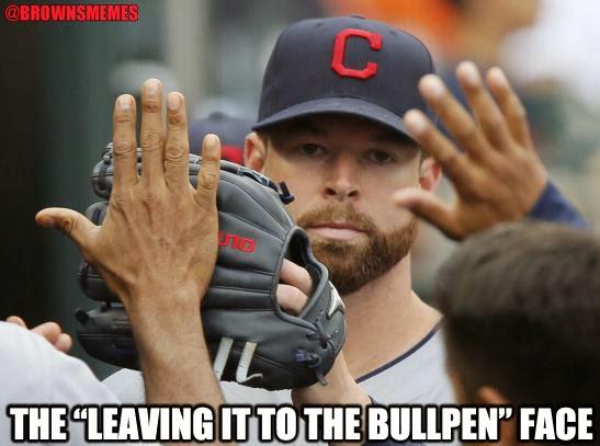 Corey Kluber Memes - Cleveland Indians
