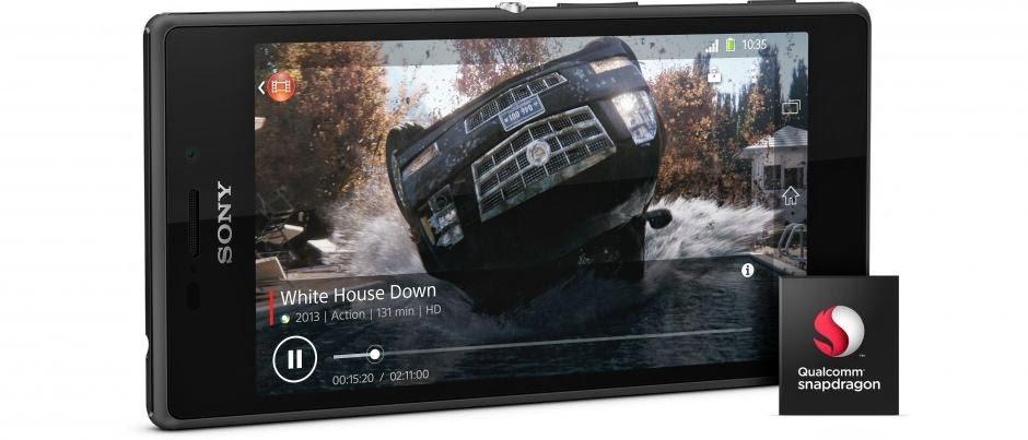 Fitur dan Spesifikasi Sony Xperia M2