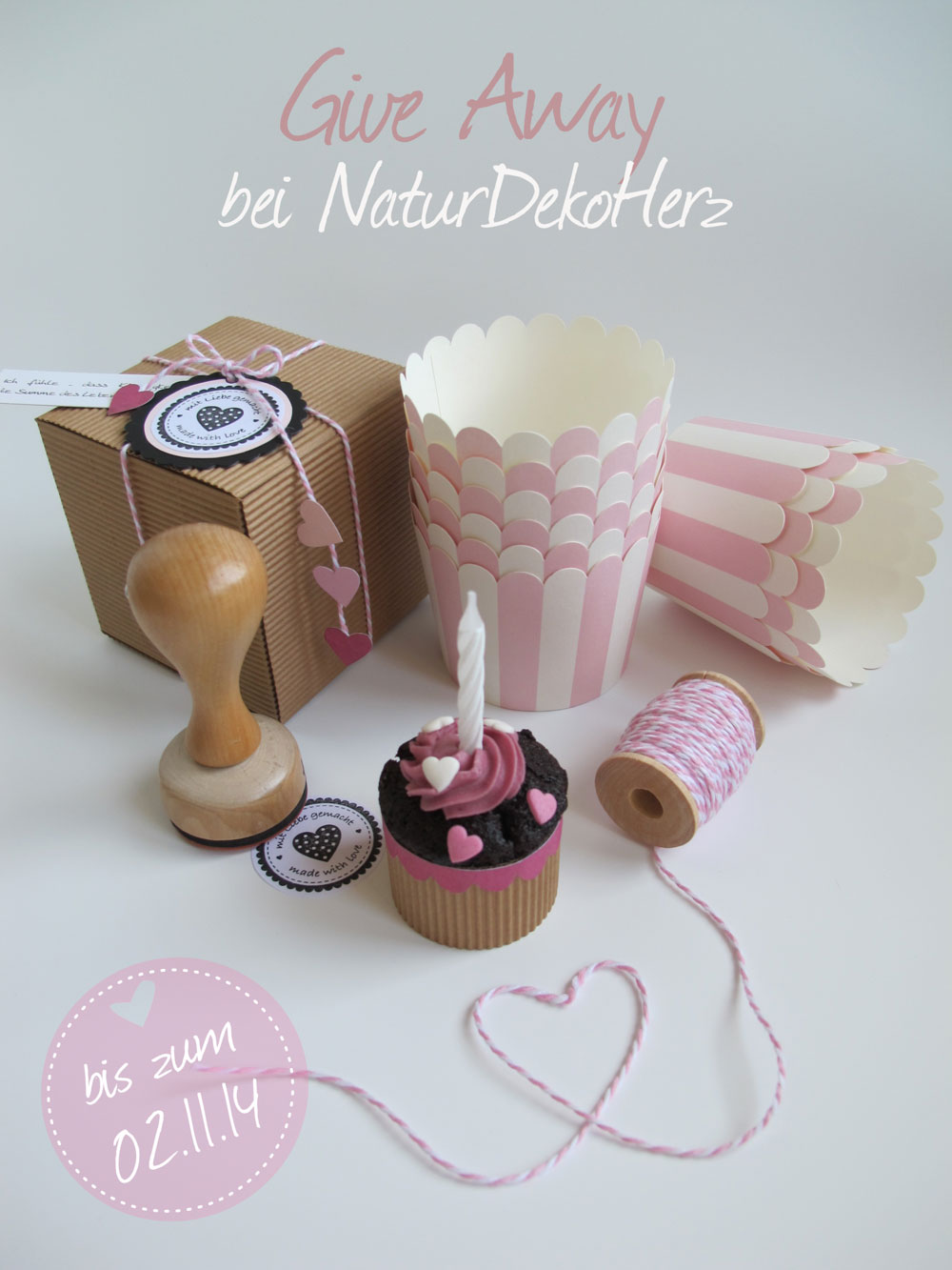 Give Away bei NaturDekoHerz