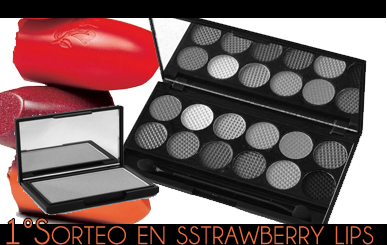 Sorteo Strawberry Lips: