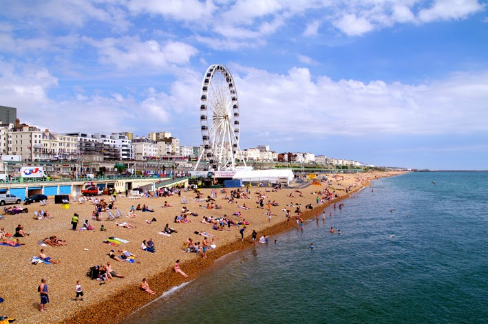 brighton beach, the big wheel