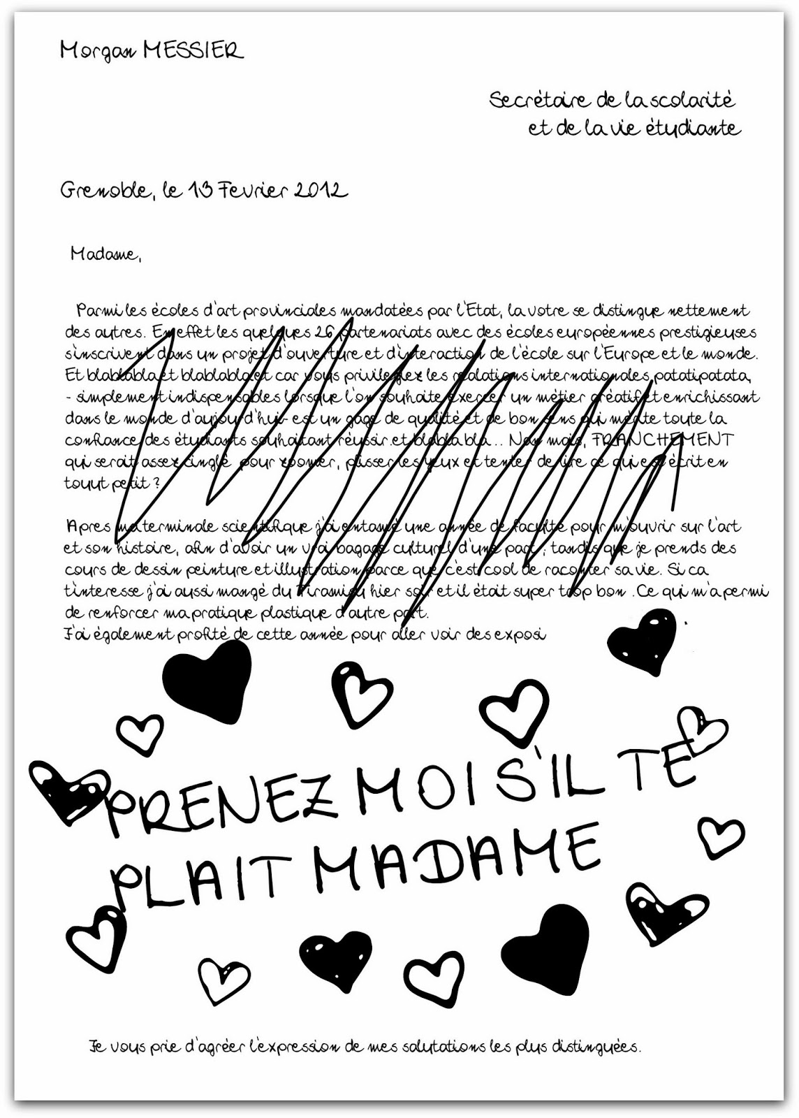 daniela wurdack  lettre de motivation   un exemple sympa