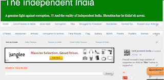 advertise on theindependentindia.com