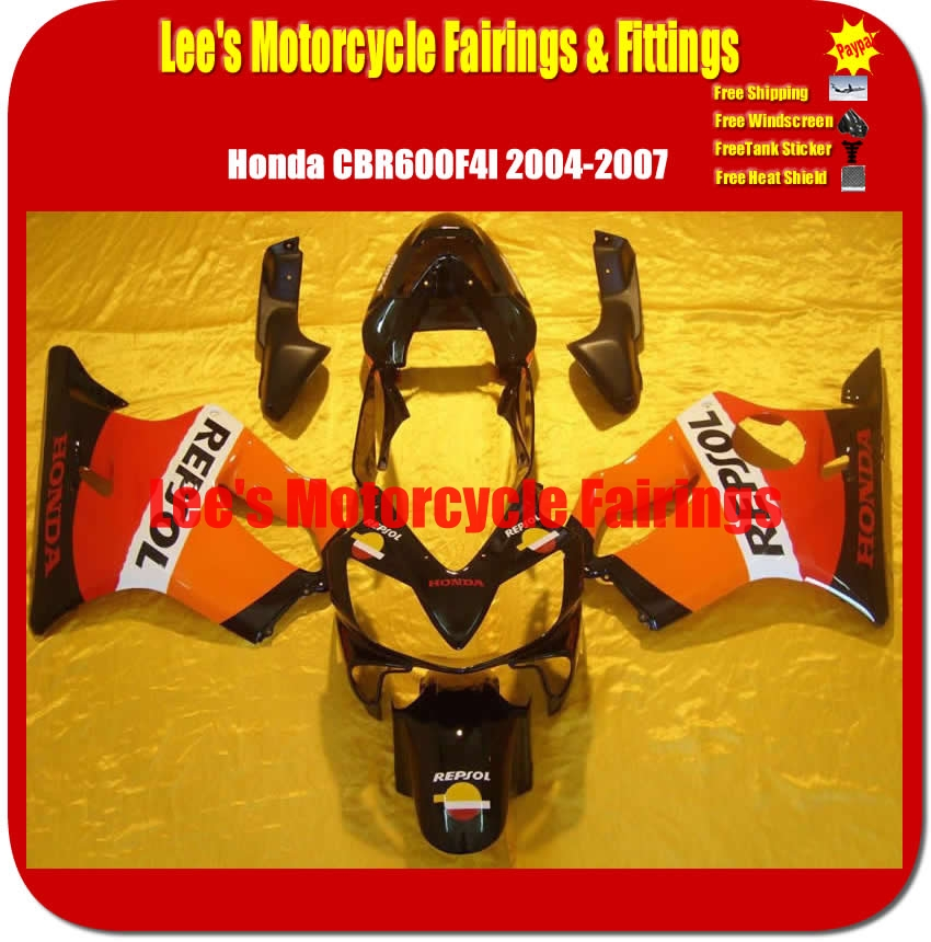 Honda Motorcycle Fairings Wholesale Honda Cbr 600 F4i Fairings
