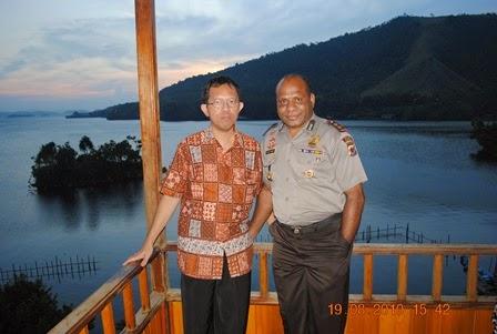 Danau Sentani, Papua, 2010