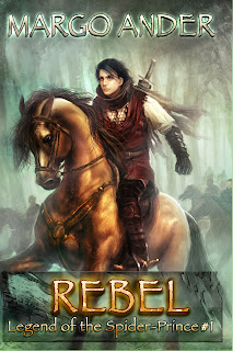 The Legend of the Spider-Prince: Rebel 2