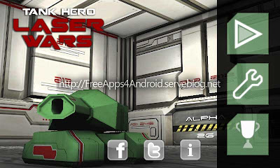 Tank Hero: Laser Wars Free Apps 4 Android