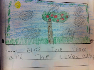 The Adventures of a K/1 Teacher: Weather Unit