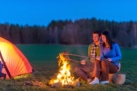 Go Camping as a Date