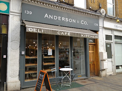 Anderson and Co Peckham