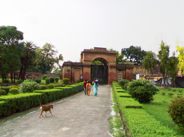Lucknow Residency Gate