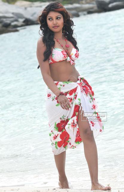 Komal Jha in Bikini