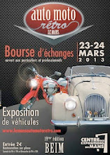 SALON AUTOMOBILE LE MANS